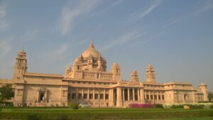 Umaid Bhawan Palace in 2015 12 AMAZING PLACES TO VISIT IN JODHPUR